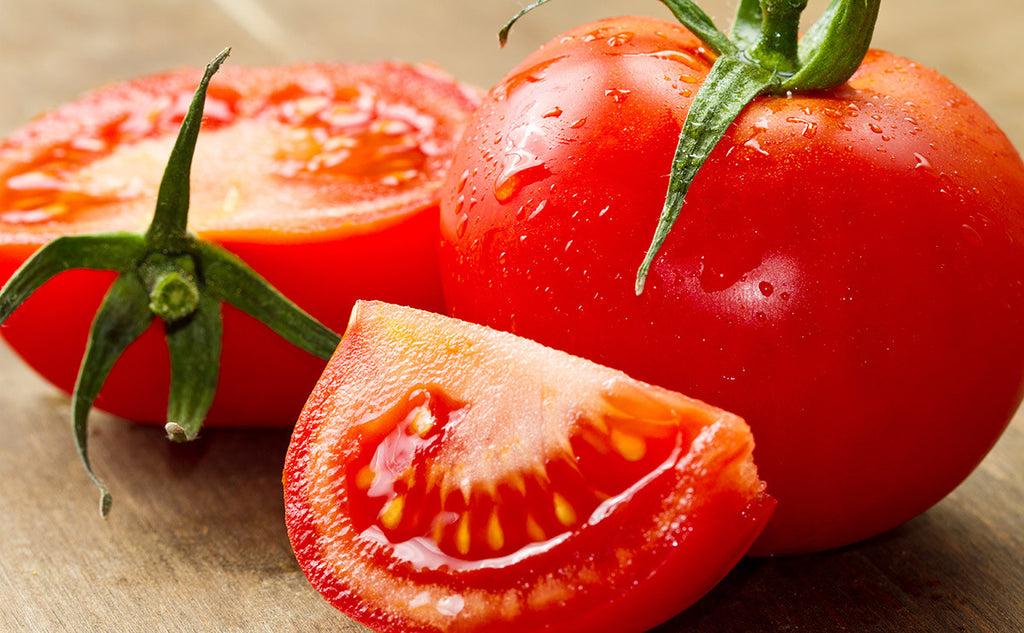 Raw Tomato Juice For Your Skin! Try it!