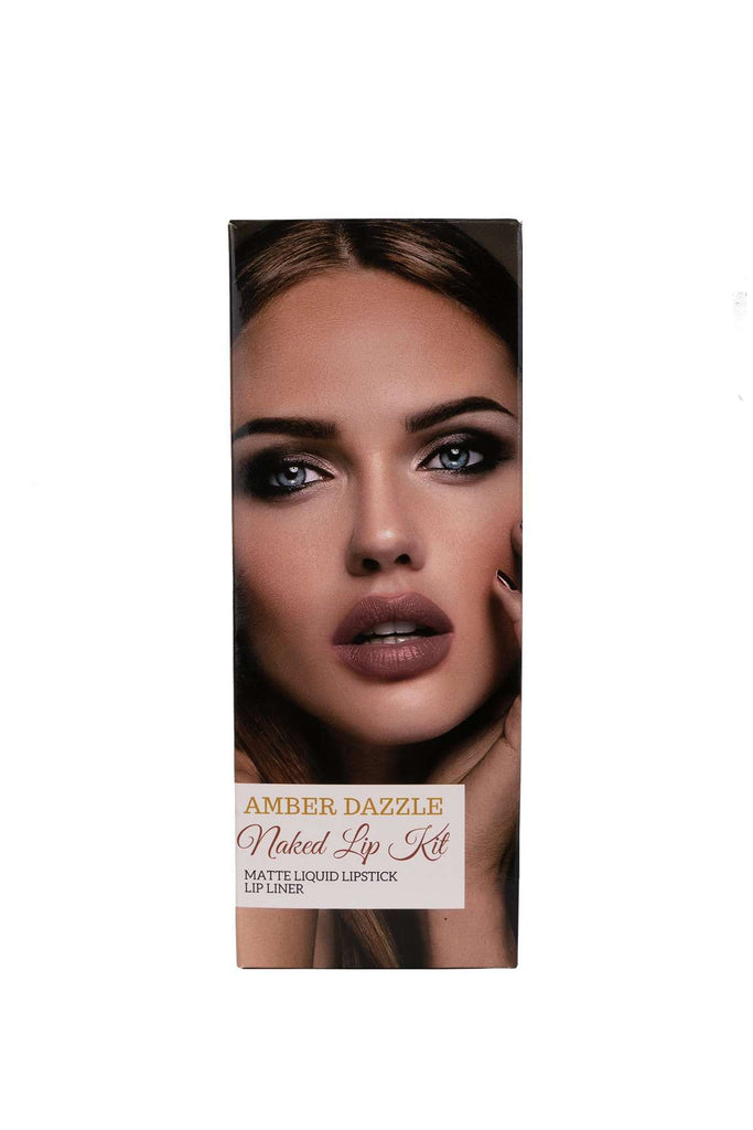 NAKED - LIP KIT - Amber Dazzle