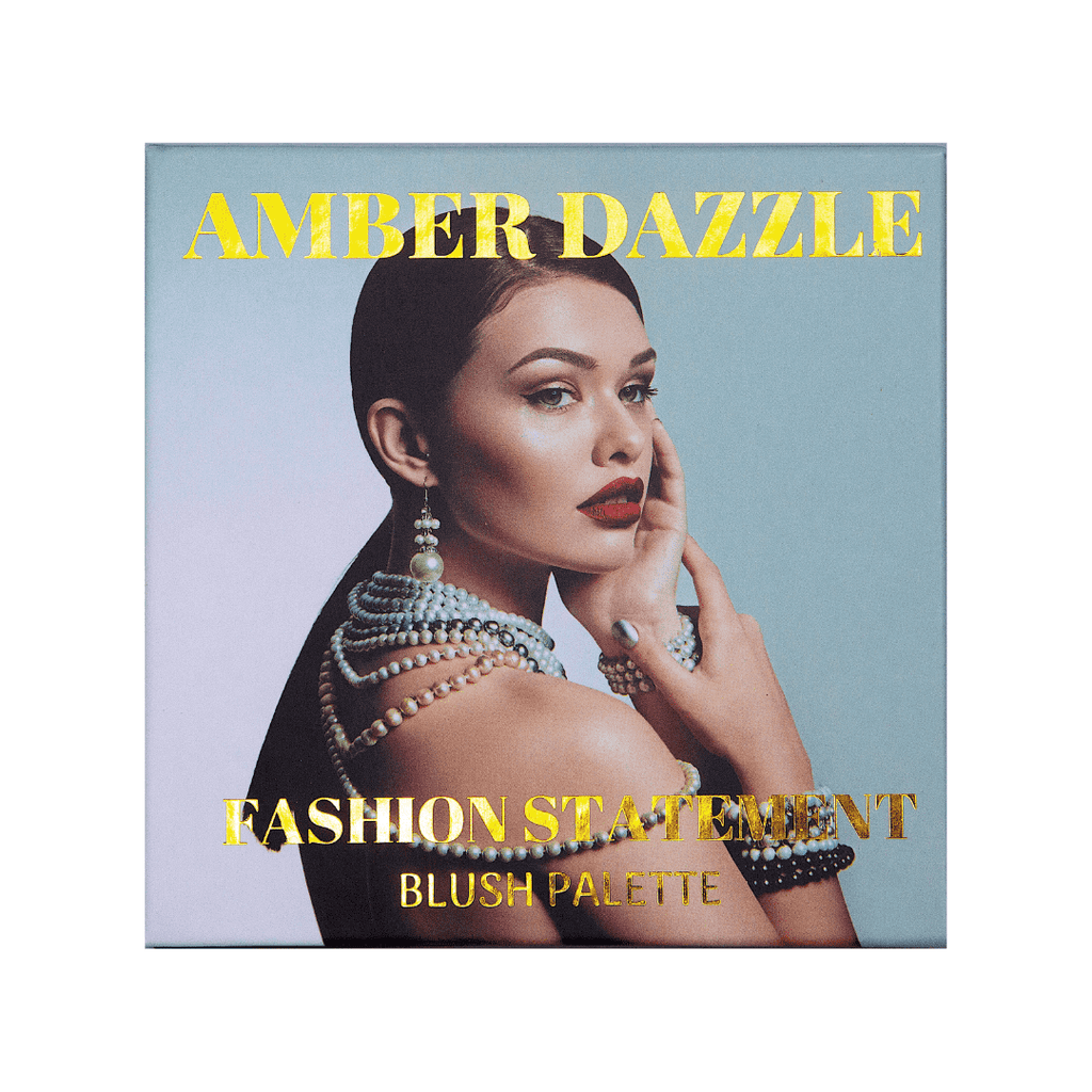 Fashion Statement - Blush Palette - Amber Dazzle