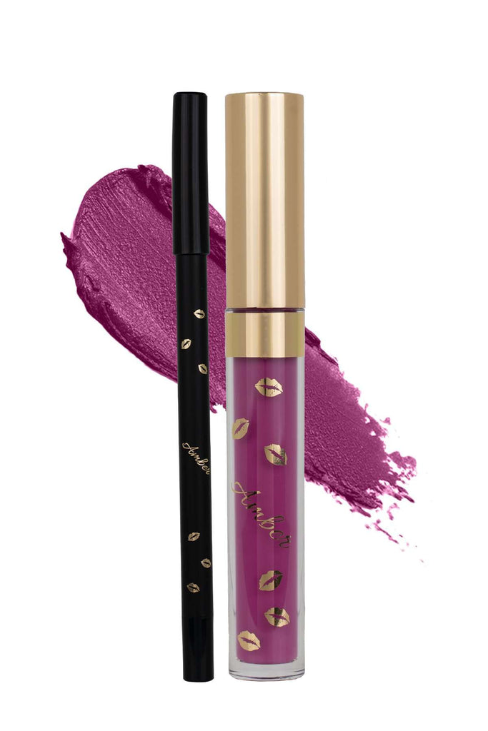 Fabulous Lip Kit - Matte Lipstick & Lip Liner
