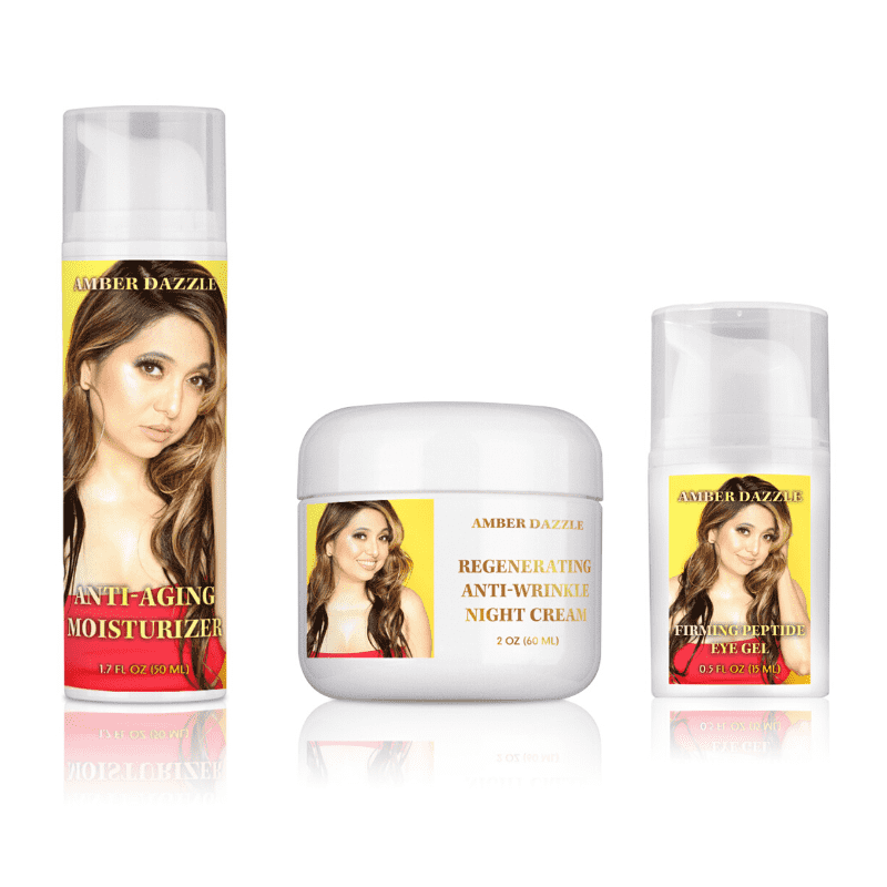 ANTI-AGING ULTRA LUXURY SKINCARE SET