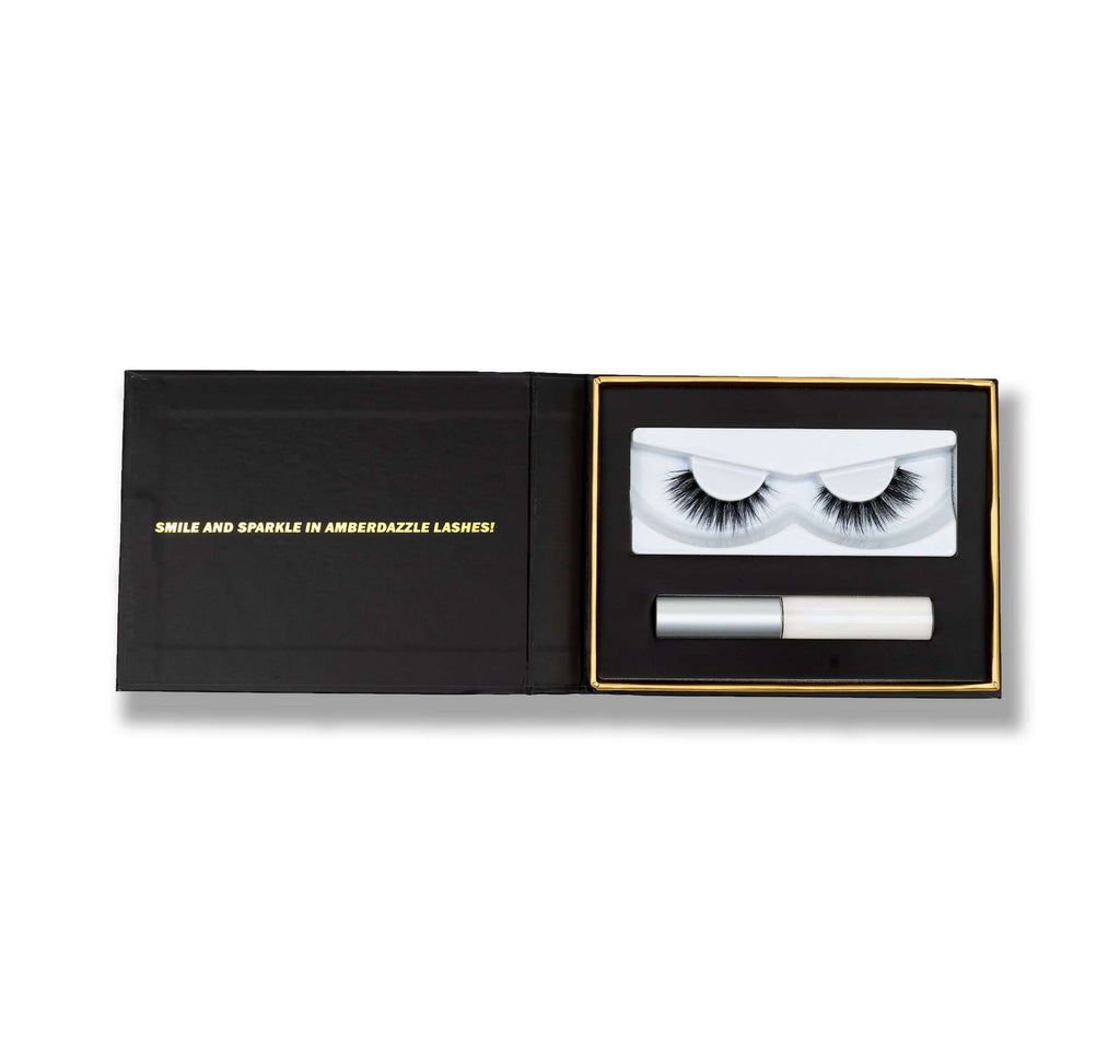 MILAN MUSE EYE LASHES | GIVES PERFECT VOLUME & LENGTH | - Amber Dazzle