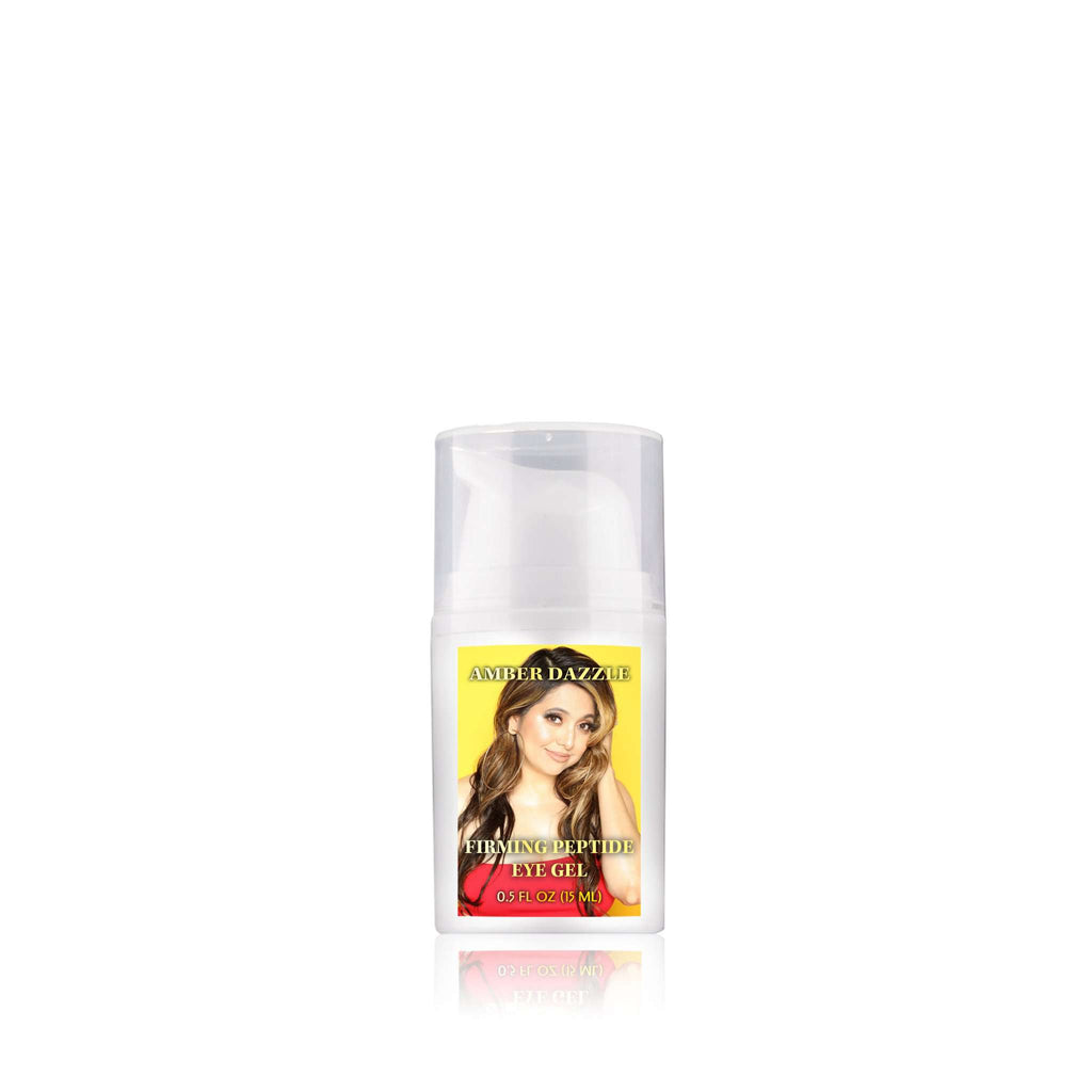 Firming Peptide Eye Gel | Helps Get Rid of Under Eye Bags |  Fights all sings of aging around eyes | - Amber Dazzle