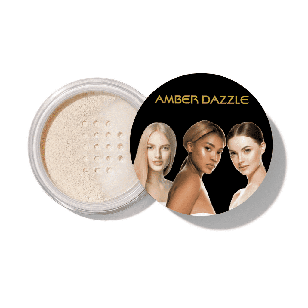 PROVOCATIVE FACE POWDER - Amber Dazzle