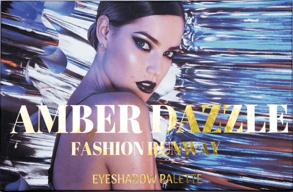 Amber Dazzle Fashion Runway Eyeshadow Palette