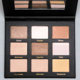 Paris Catwalk - Six Colors Highlighter Palette