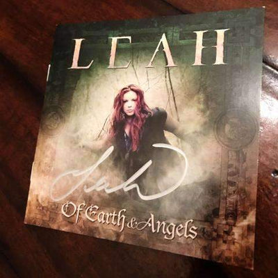 Of Earth & Angels CD
