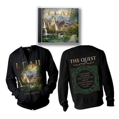 The Quest CD/Hoodie Bundle
