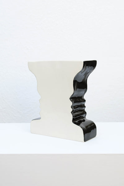 RUBIN OPTICAL ILLUSION VASE