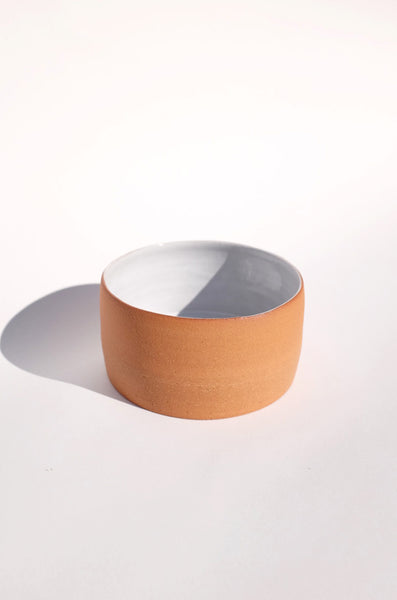 SIMPLE TERRACOTTA BOWL