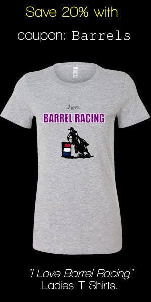 Barrel Racing T-shirts