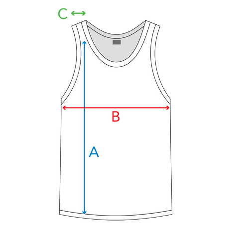 Measure for Women's Tank Top