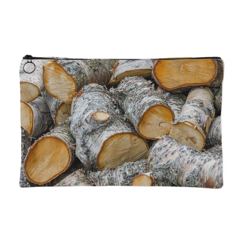 Pile of Birch - Accessory Pouch