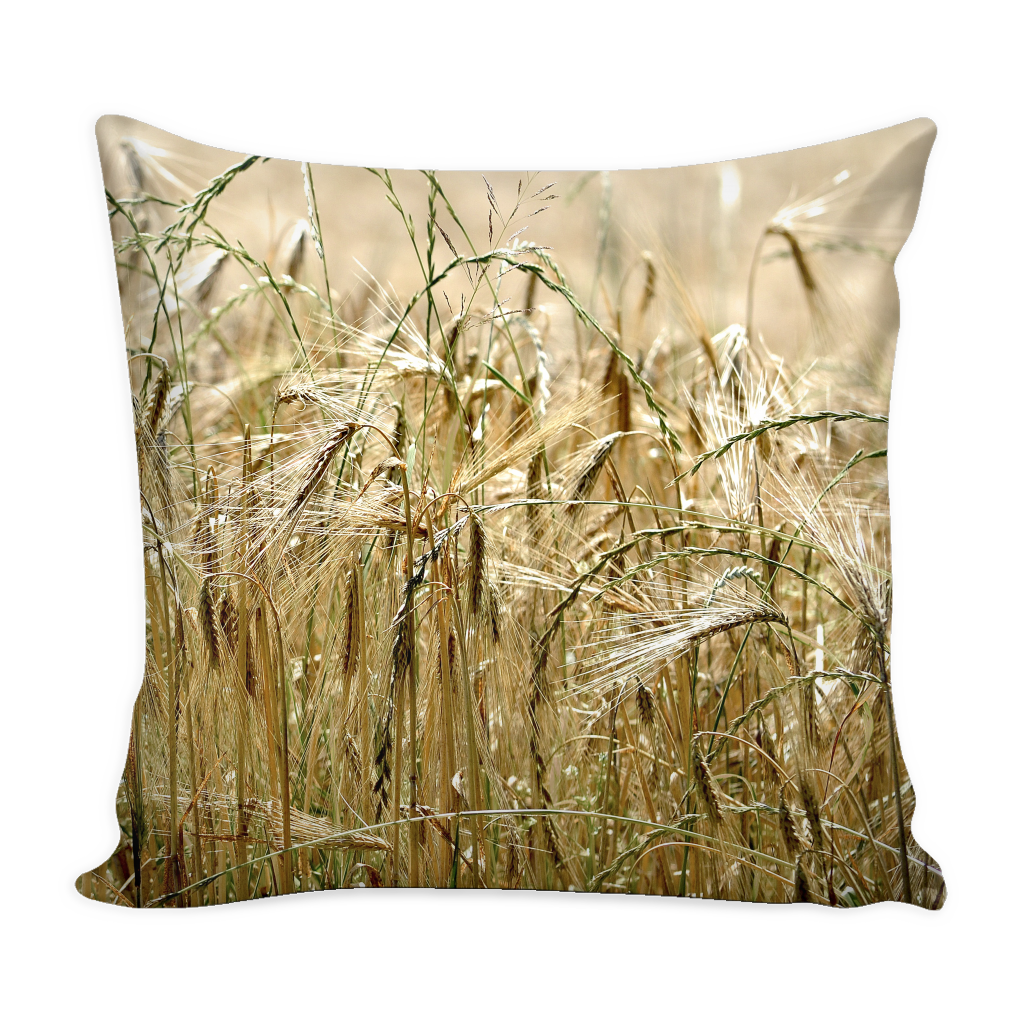 Mixed Grass - Pillow Cover 16x16