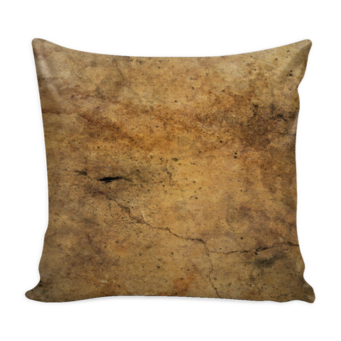 Sepia Textures - Pillow Cover 16x16