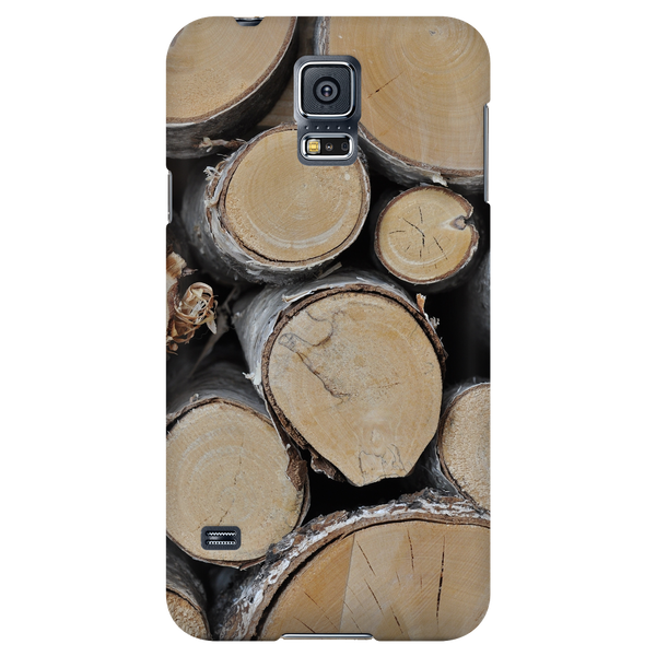 Birch Firewood - Phone Case