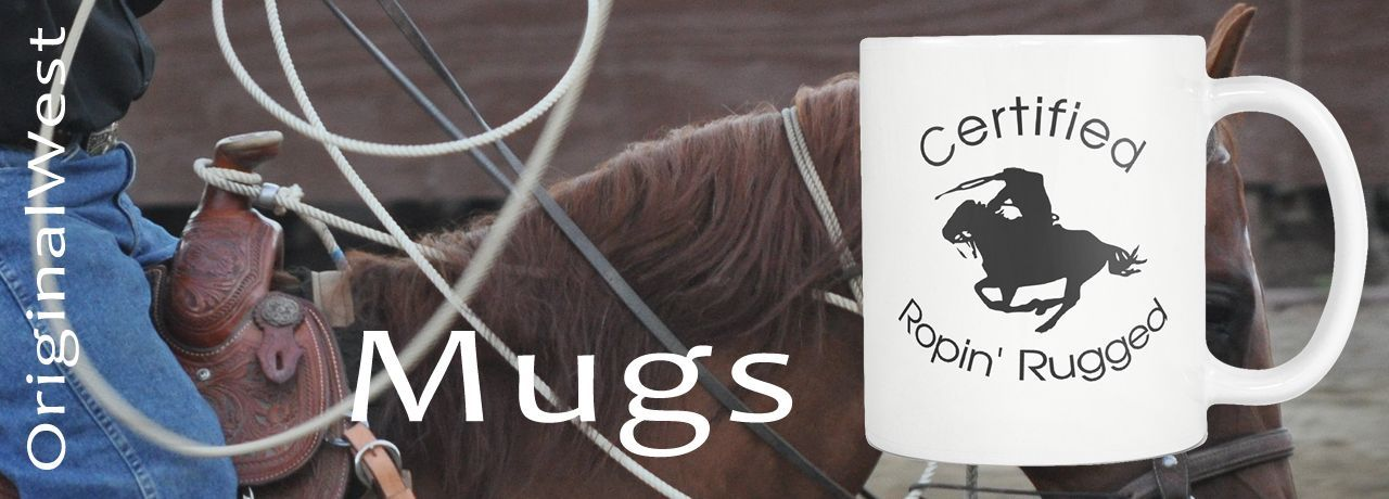 Genuine OriginalWest Designs on Mugs