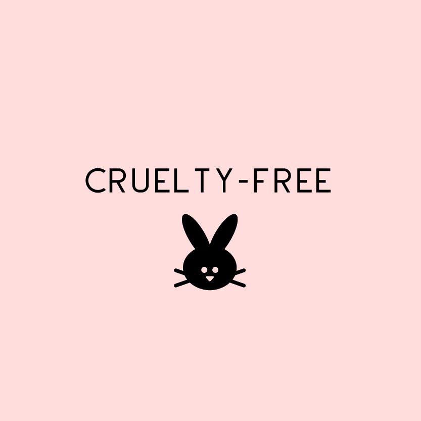CRUELTY-FREE WITH BUNNY