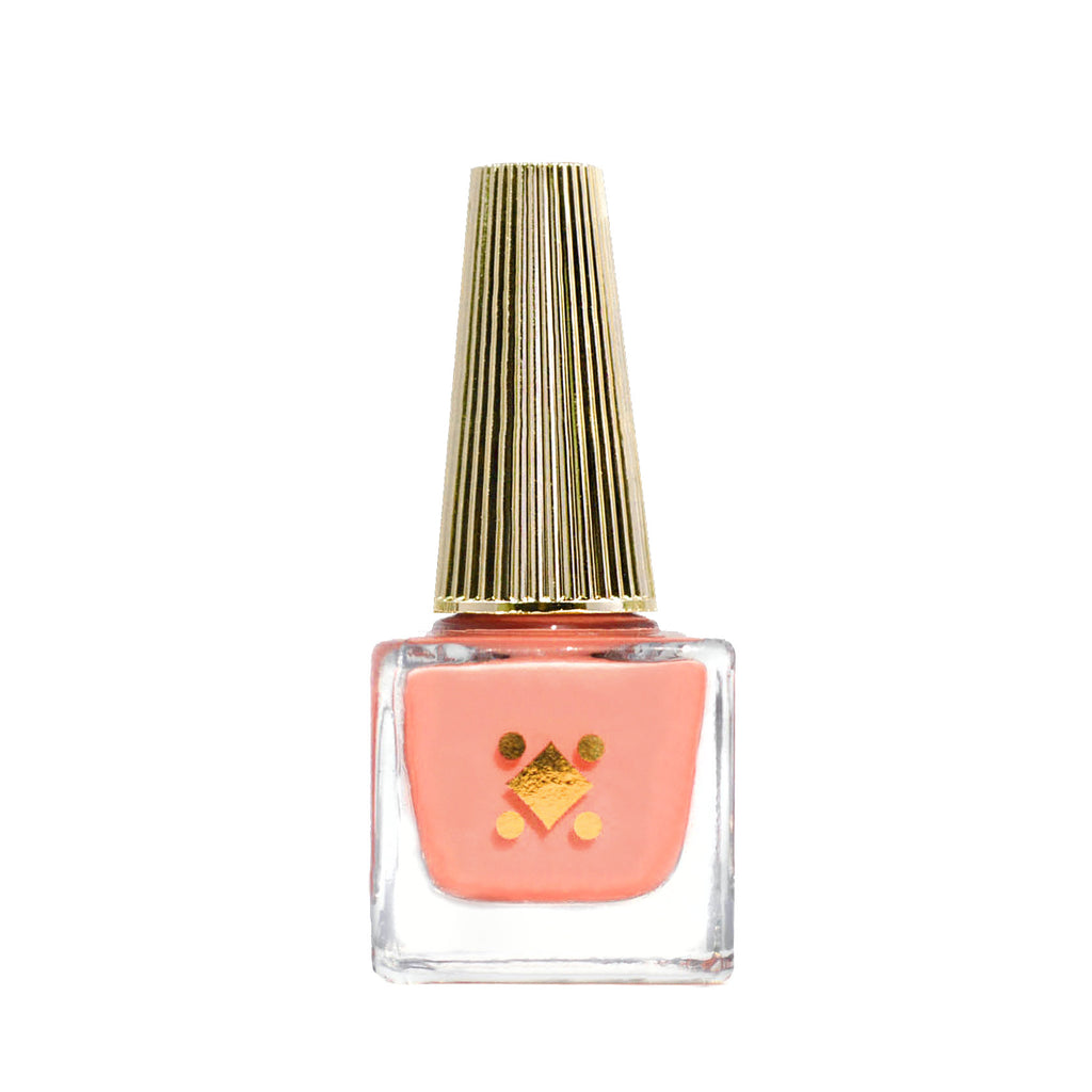ROSÉ ALL DAY - 6ML - peach crème nail lacquer by Deco Miami