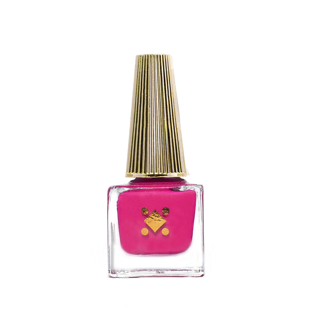 MILEY WHATS GOOD - 6ML - fuchsia crème nail lacquer by Deco Miami
