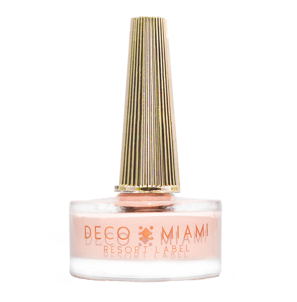 KITTEN'S PAW - 14.8ML - beige pink crème nail lacquer by Deco Miami