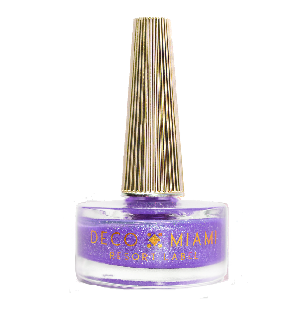 CUTE BUT PSYCHO - 14.8ML - glitter nail lacquer by Deco Miami