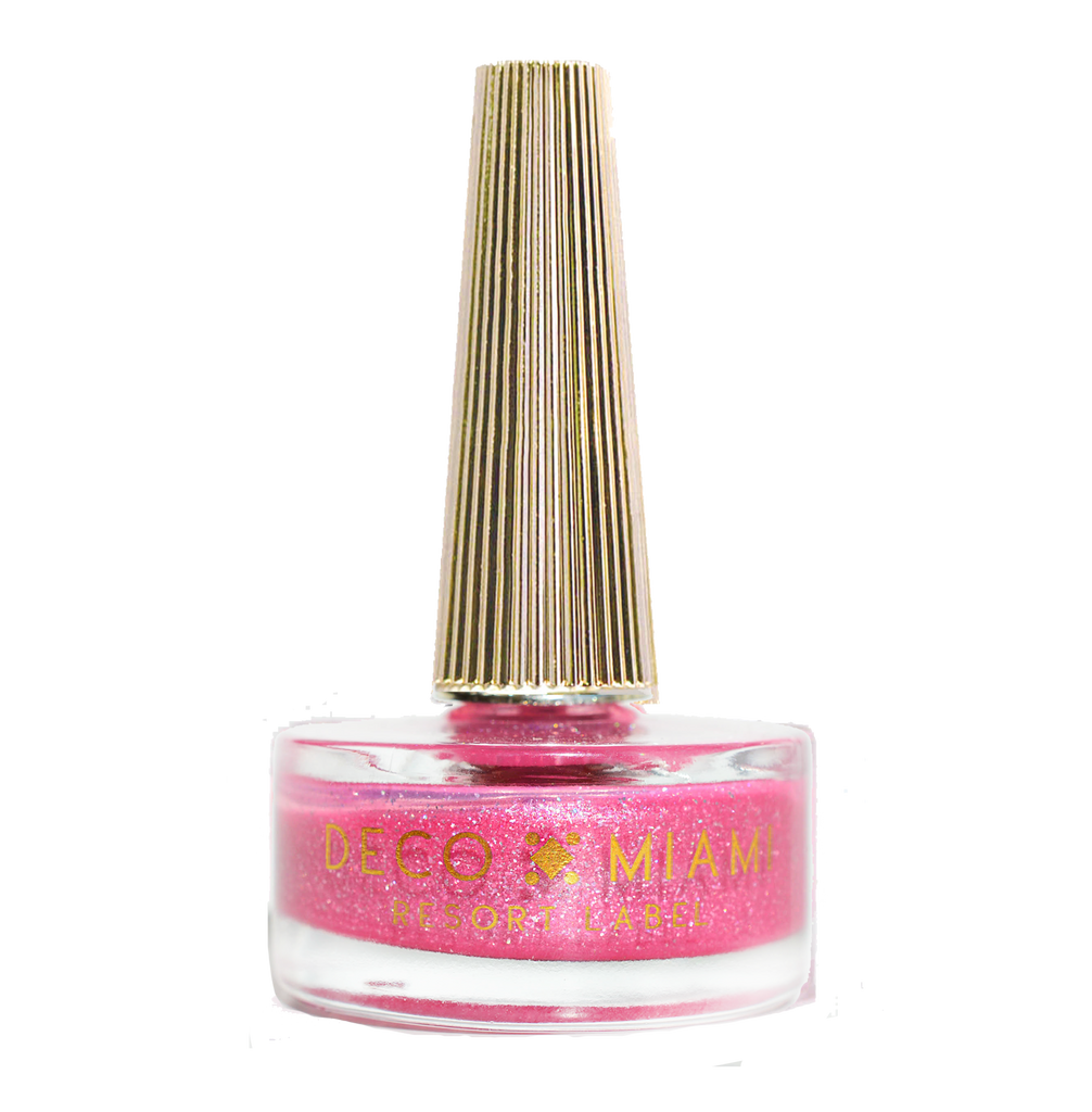 AS IF - 14.8ML - glitter nail lacquer by Deco Miami