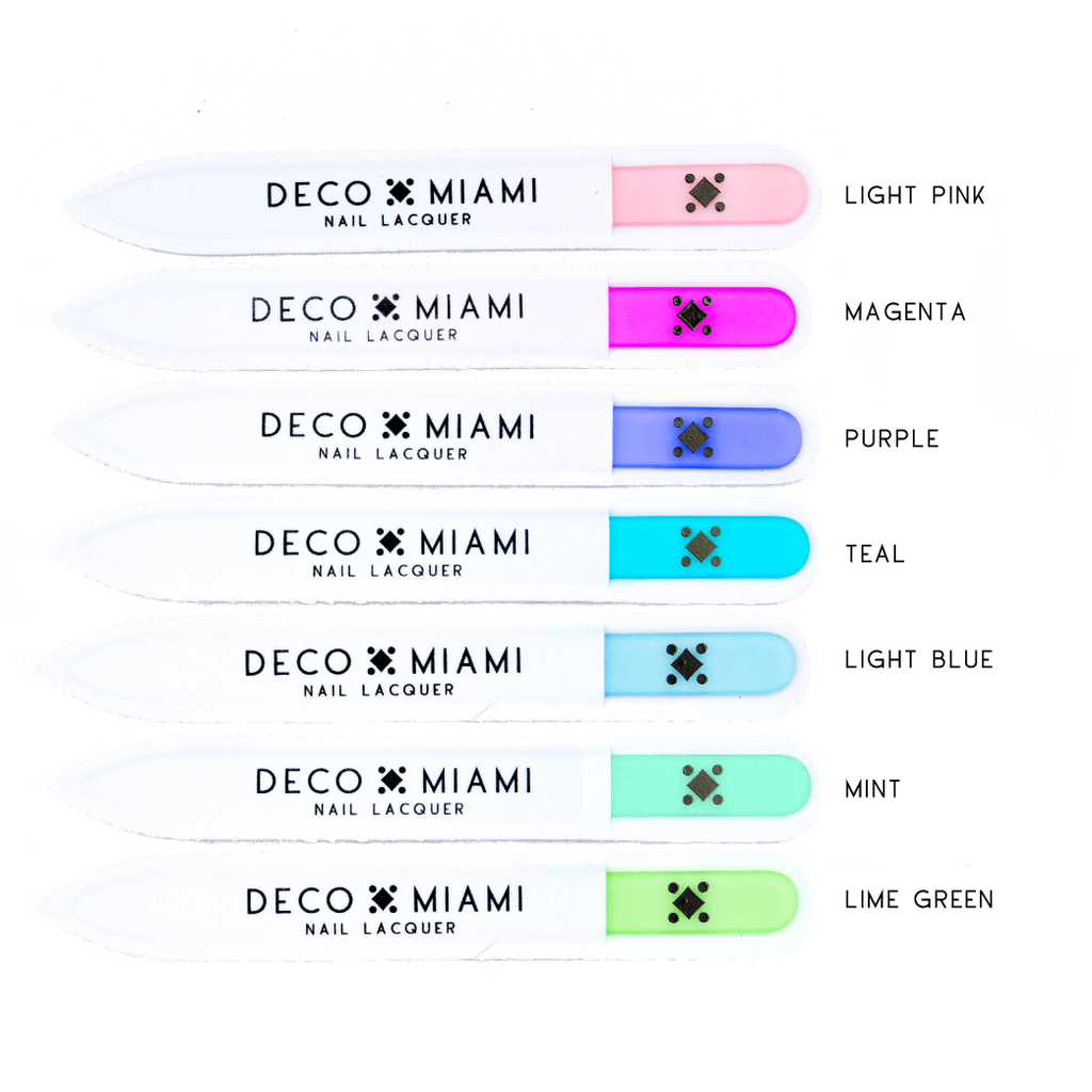 RESORT LABEL TRIO (CUSTOMIZABLE) -  - sets nail lacquer by Deco Miami