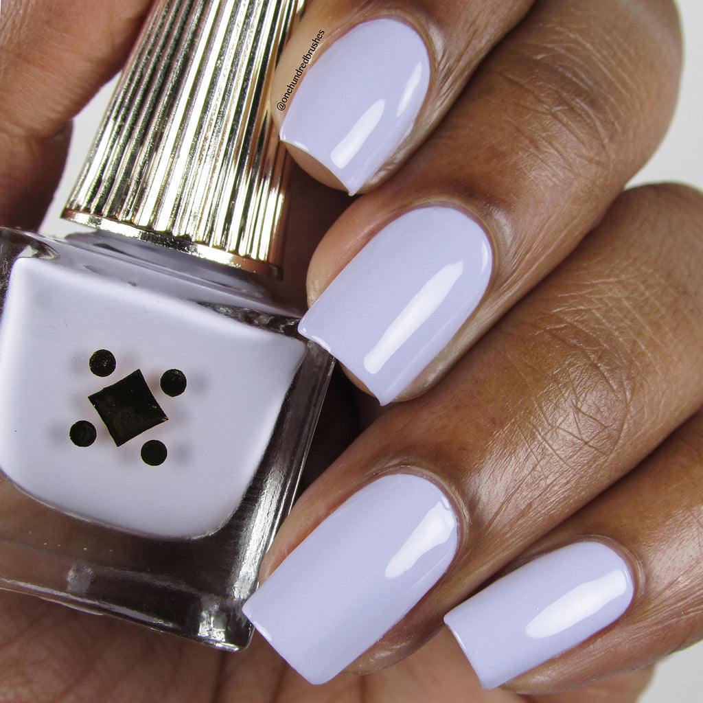 FRENCHIE - lavender crème nail lacquer by Deco Miami