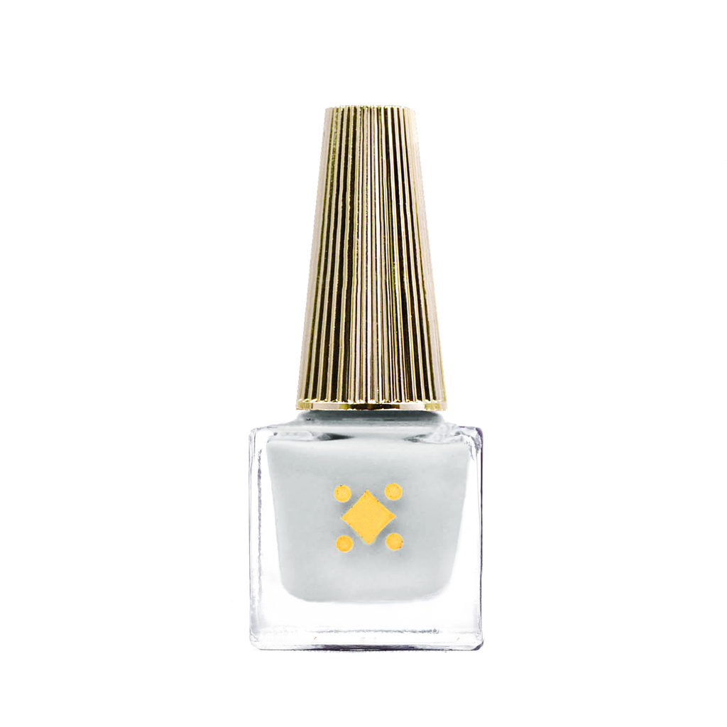 GHOSTED - 6ML - grey crème nail lacquer by Deco Miami