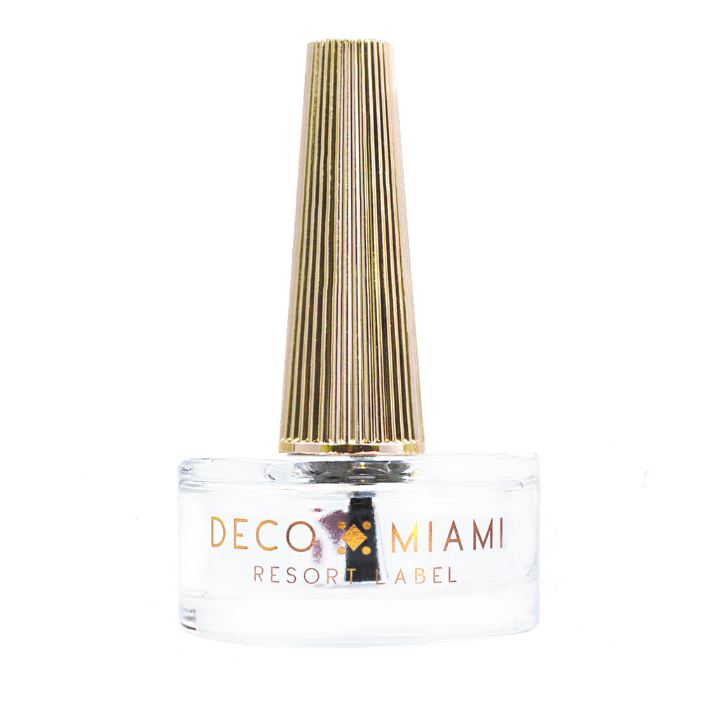 Deco Miami Nail Lacquer Dual Top/Base Coat