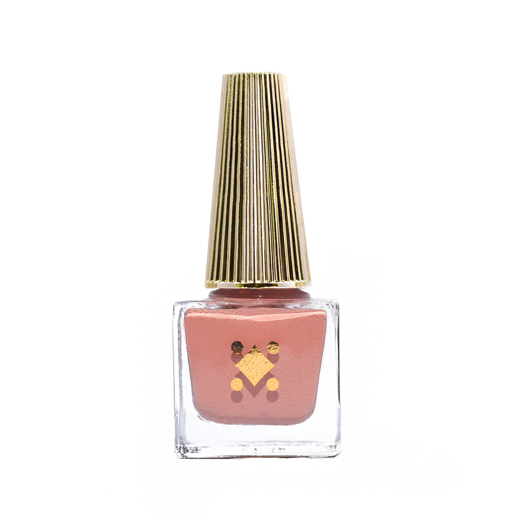 INSTAFAMOUS - 6ML - nude pink crème nail lacquer by Deco Miami