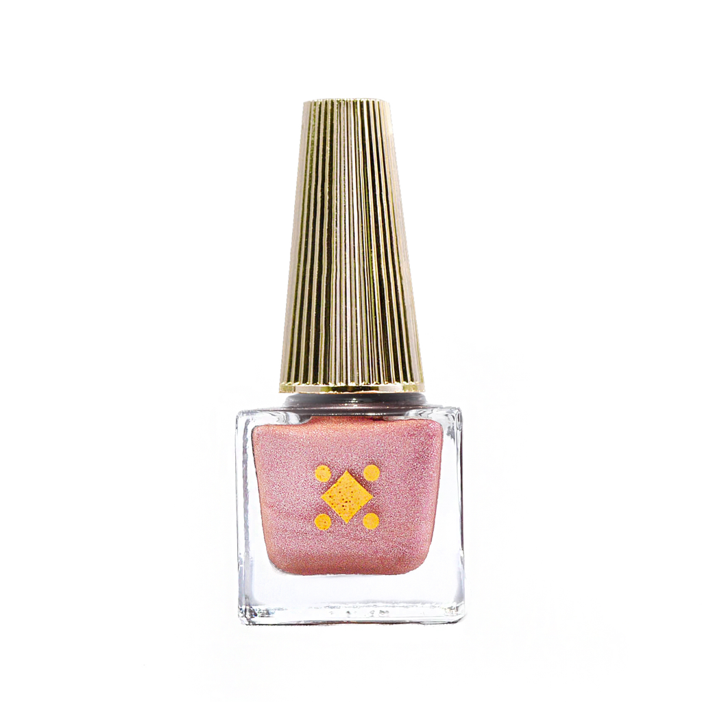 JEWELBOX - 6ML - pink metallic nail lacquer by Deco Miami