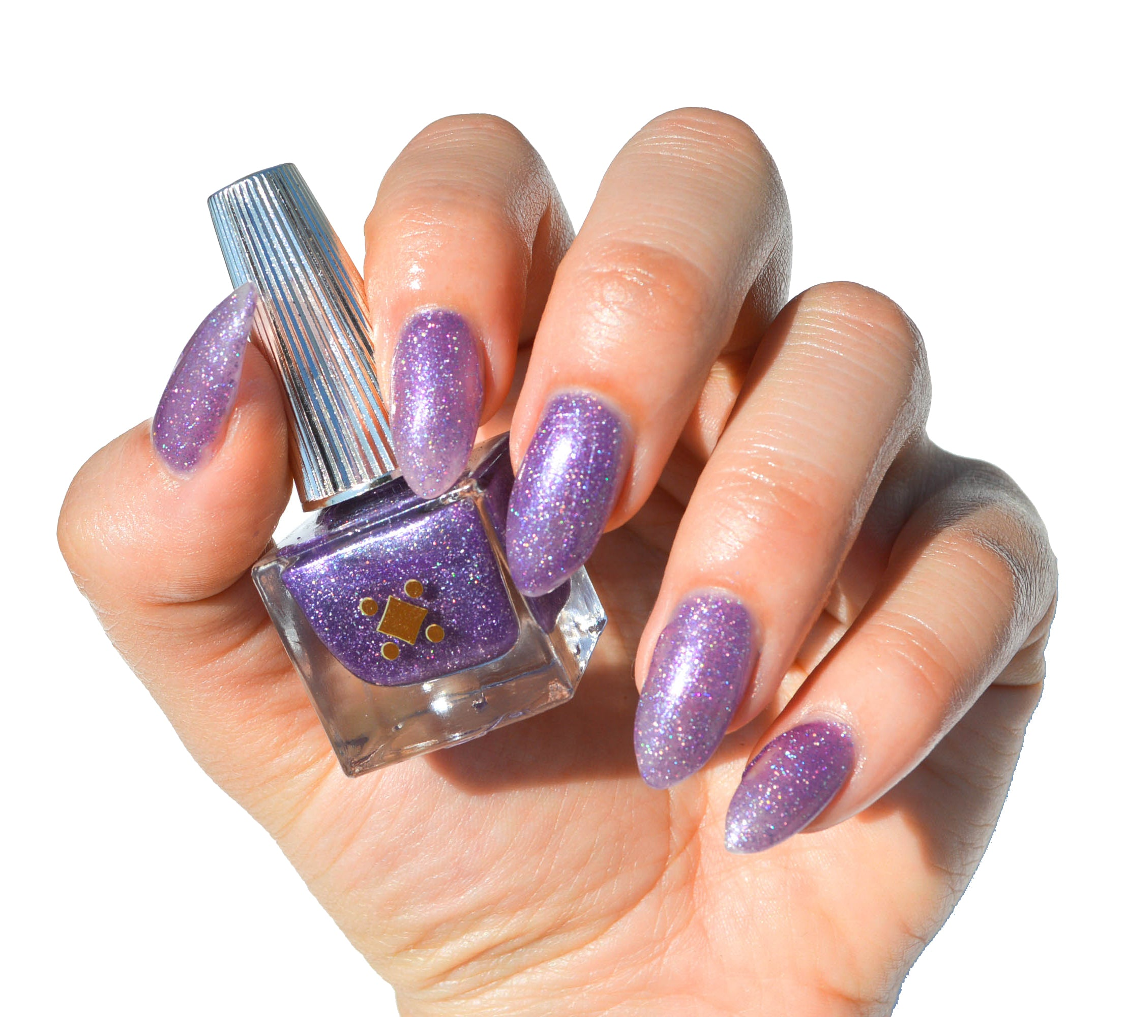CUTE BUT PSYCHO -  - glitter nail lacquer by Deco Miami