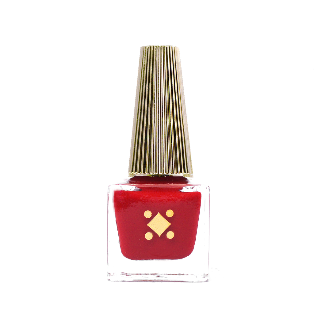 SEÑORITA - 6ML - red crème nail lacquer by Deco Miami