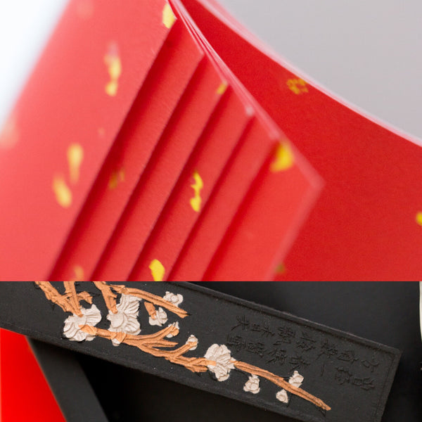 Chinese New Year 25-Piece Complete Spring Festival Couplets (Chūnlián) Calligraphy Kit