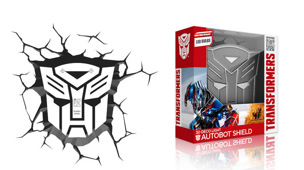 Autobot Shield Light
