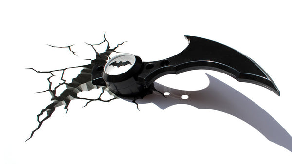 Batman's Batarang Light