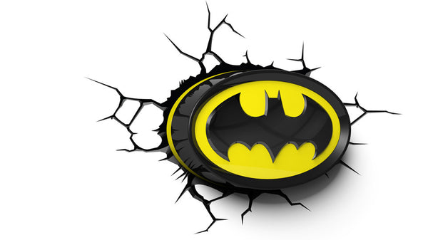 Batman's Emblem Light