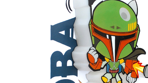Mini Boba Fett Light