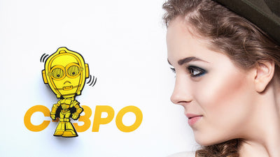 Mini C-3PO Light