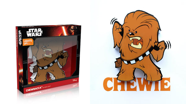 Mini Chewie Light