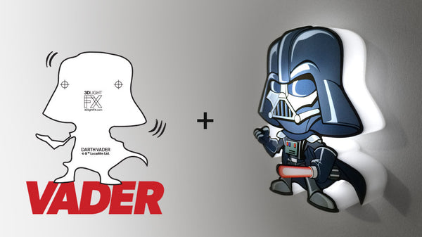 MINI Sticker - MINI Star Wars Vader