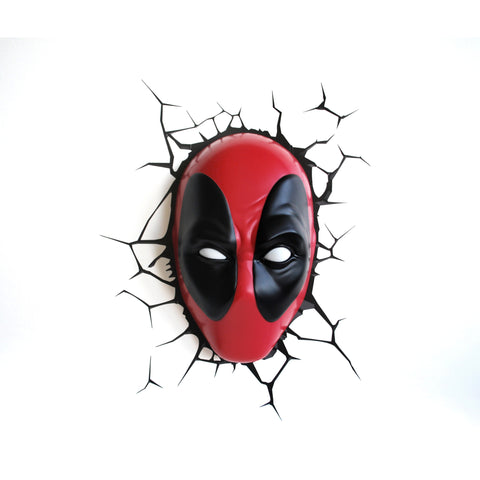 Deadpool Mask Light