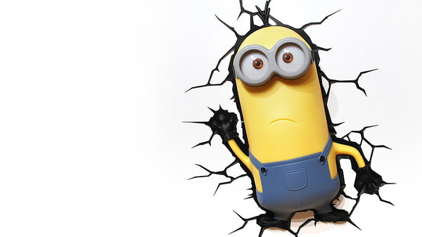 Kevin Minion Light