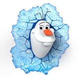 Frozen Olaf Light
