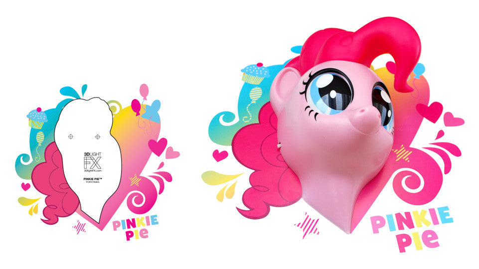 Crack Sticker - My Little Pony Pinkie Pie