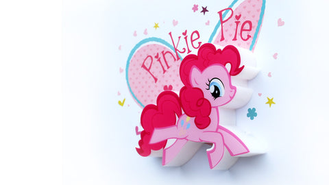 Mini Pinkie Pie Light