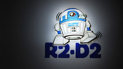 Mini R2-D2 Light