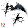 Crack Sticker - Batman's Batarang